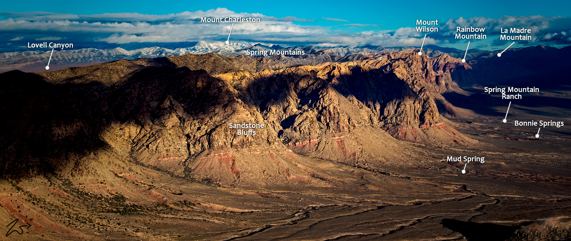 Red Rock Canyon – Where Eagles Fly®